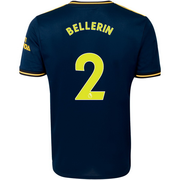 Maillot Foot Arsenal NO.2 Bellerin 3ª 2019-2020 Bleu